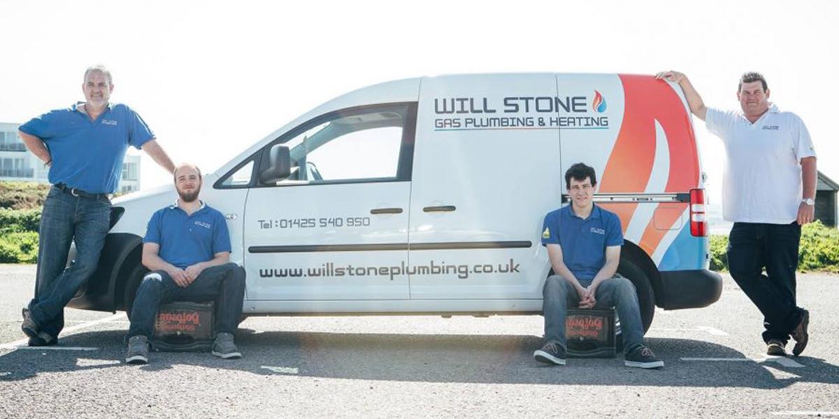 Will Stone plumbing